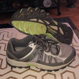 Columbia women's sneakers shoes size 8 M